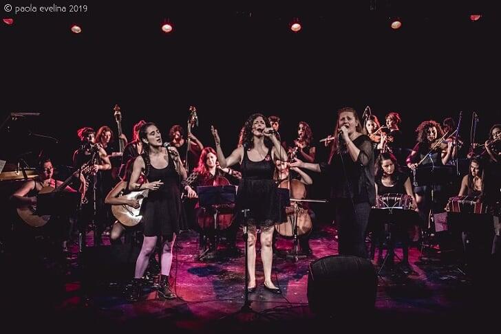 La Empoderada: las mujeres llevan el tango al ND Teatro
