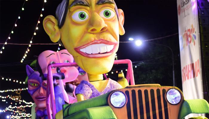 Arranca el Carnaval Artesanal de Lincoln