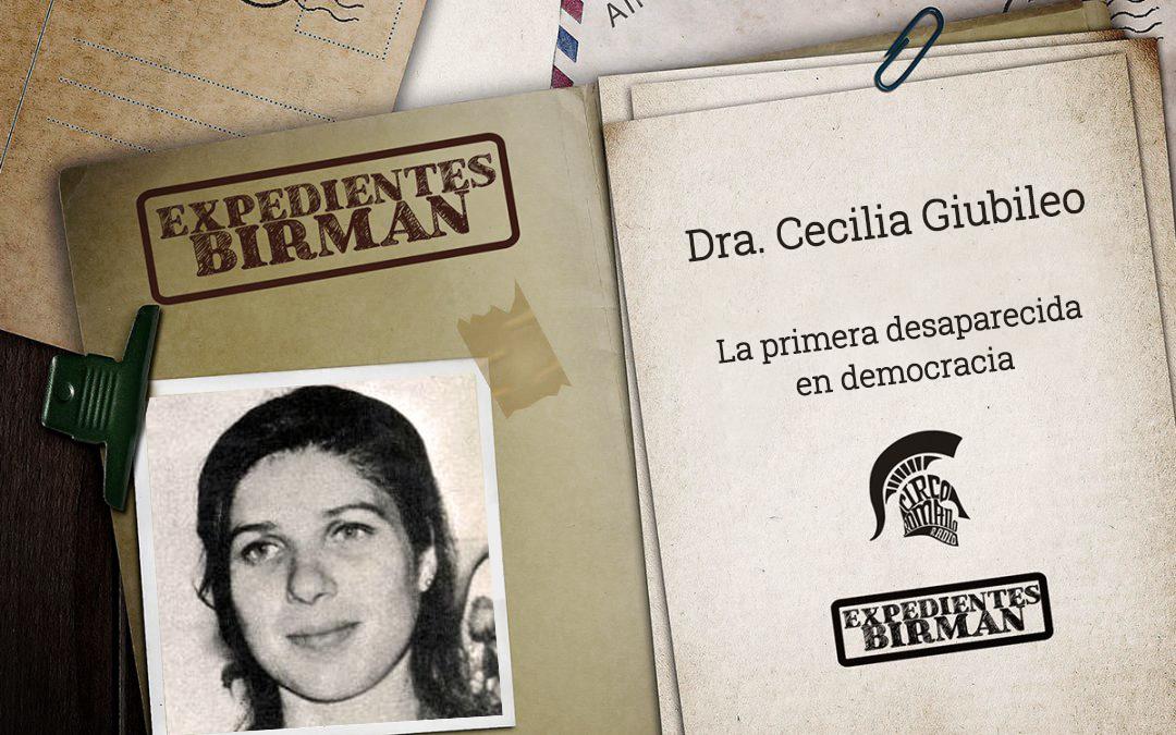 Expedientes BIRMAN: La Doctora Giubileo