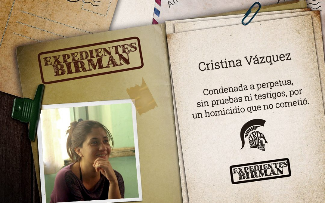 Expedientes Birman: Cristina Vázquez