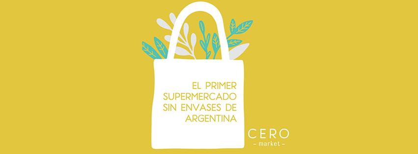 Cero Market, el primer Supermercado sin envases.