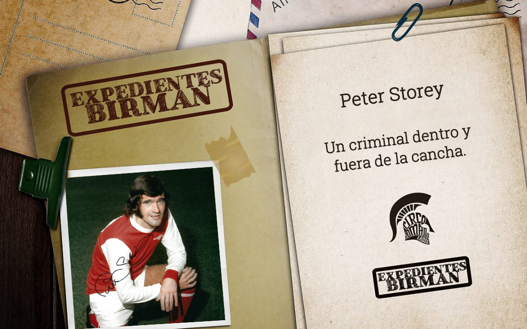 Expedientes BIRMAN: Peter Storey