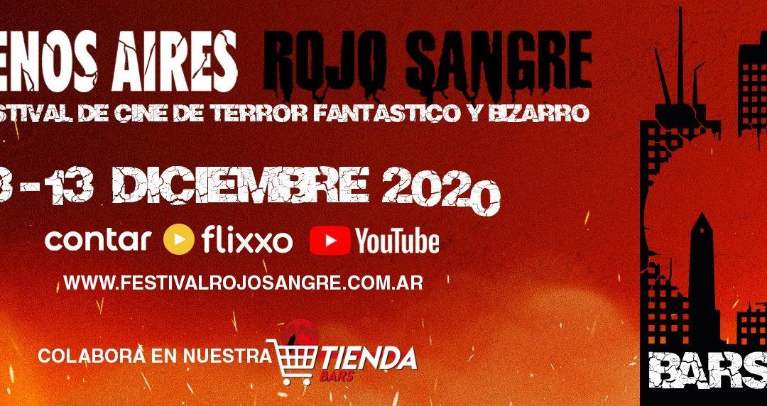 Arrancó el Buenos Aires Rojo Sangre 2020, el festival de cine de terror, fantástico y bizarro
