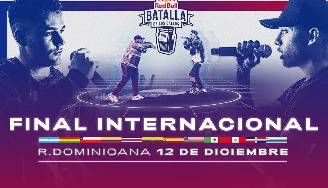 Hoy, Red Bull Batalla de Gallos Internacional 2020