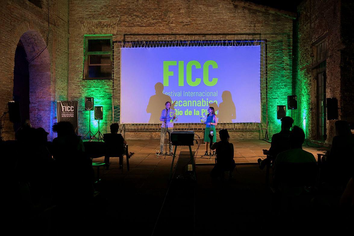 Así fue el Festival Internacional de Cine Cannábico del Rio de la Plata